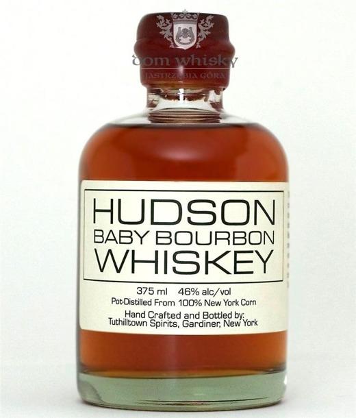 Hudson Baby Burbon 100% Corn / 46% / 0,375l