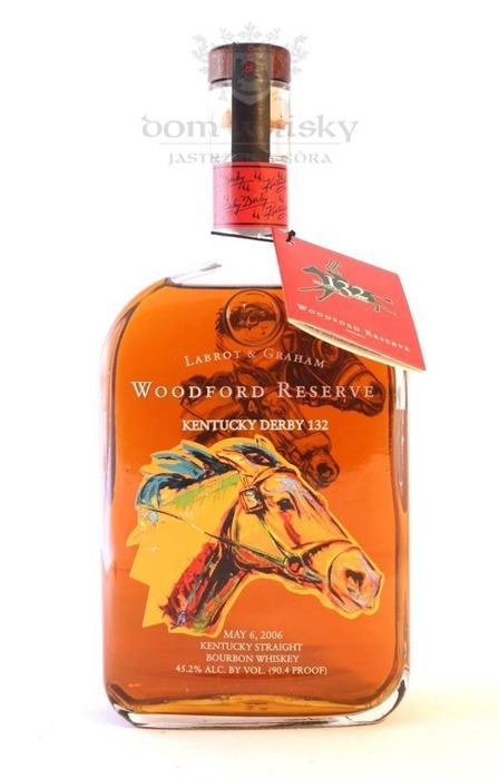 Woodford Kentucky Derby 132, 2006 / 45,2% / 1,0l