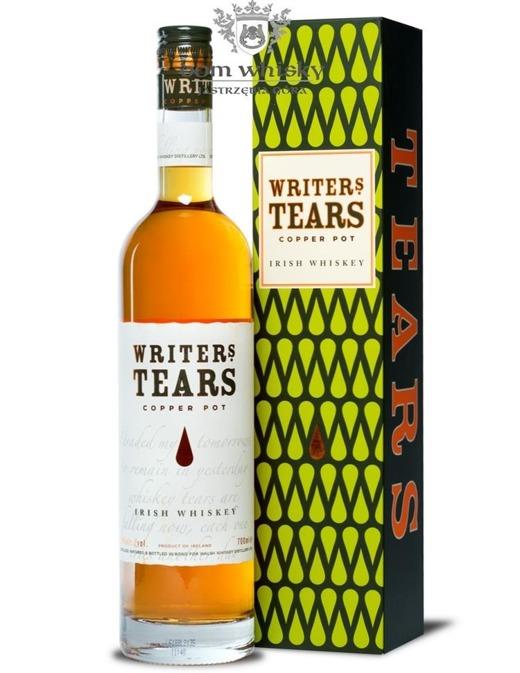 Writer's Tears Irish Whiskey / 40% / 0,7l